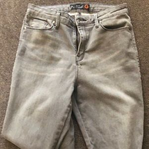 G by Guess Ash Gray Denim Jeans